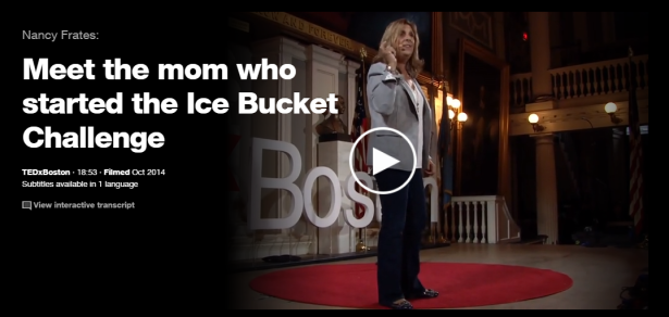 Nancy Frates: Meet the mom who started the Ice Bucket Challenge